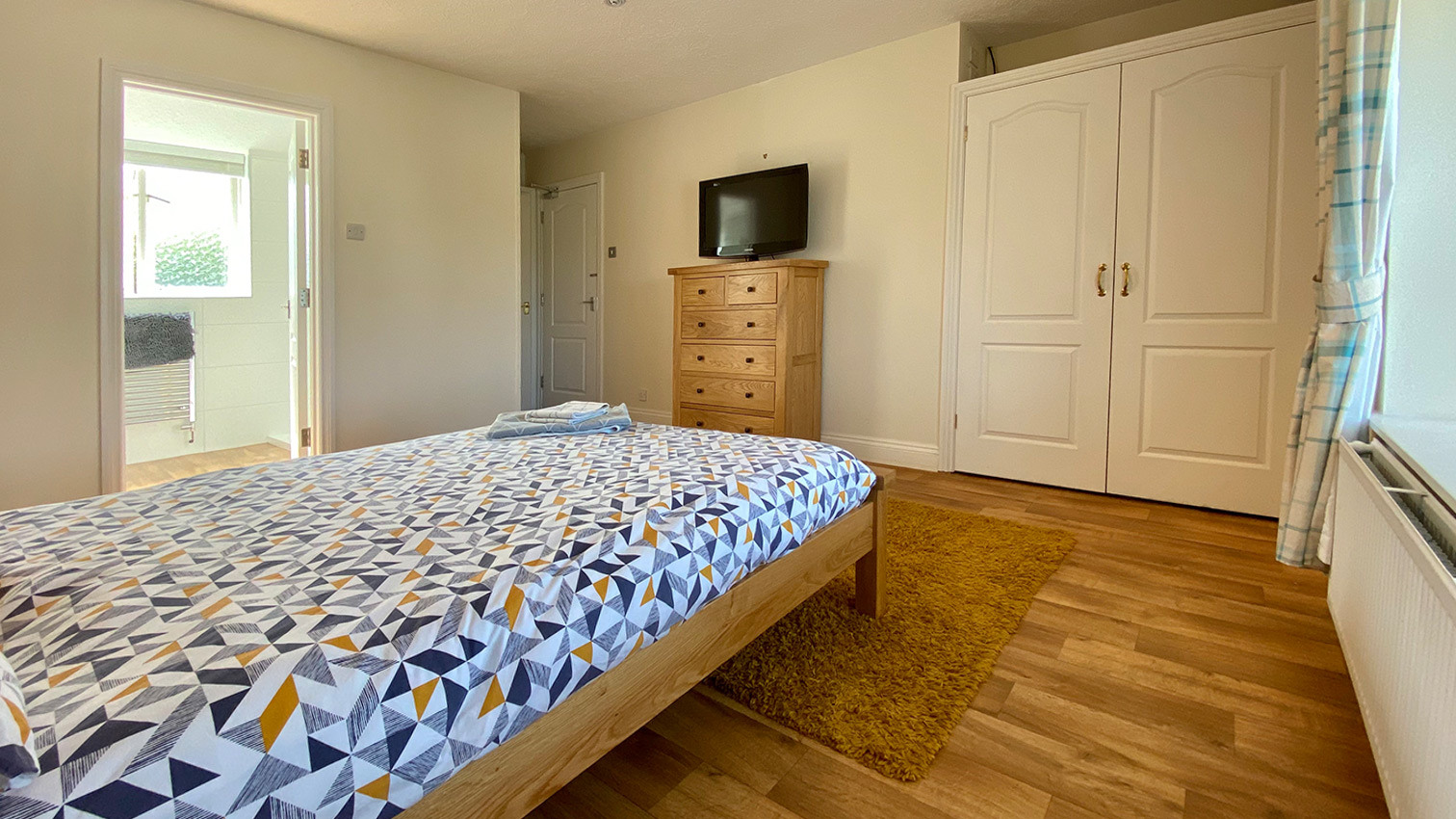 Orbis Group - Awel Y Mor Saundersfoot inside adult bedroom