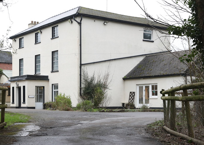 Orbis Group - Bangeston Hall Pembrokeshire adult home