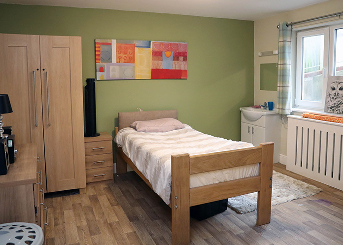 Orbis Group - Stockwell Road adults provision bedroom