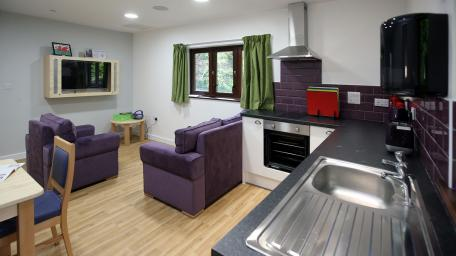 Orbis Group - Coed Parc kitchen Wales