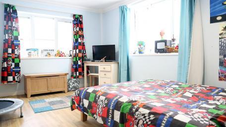 Ty Coryton - fun child's bedroom