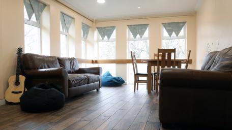 Ty Coryton - lounge area