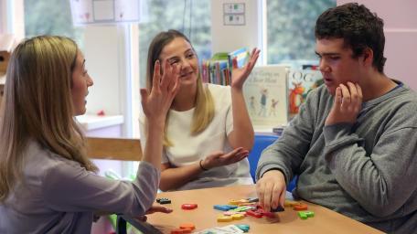 Orbis Education - Ty Coryton school learning