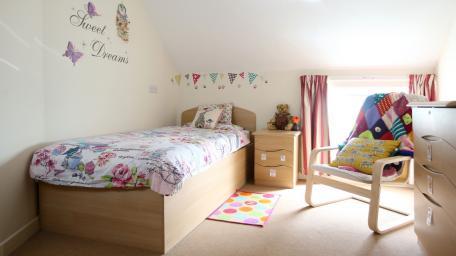 Orbis Group - The old vicarage adult bedroom