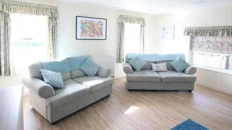 Orbis Group - The old vicarage adult living space